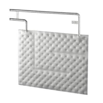 Pillow plate heat exchanger simple