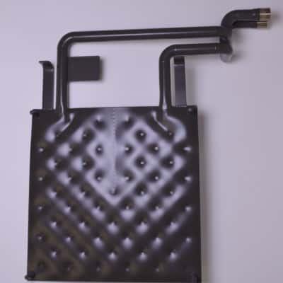 Scambiatore di calore a piastre con rivestimento